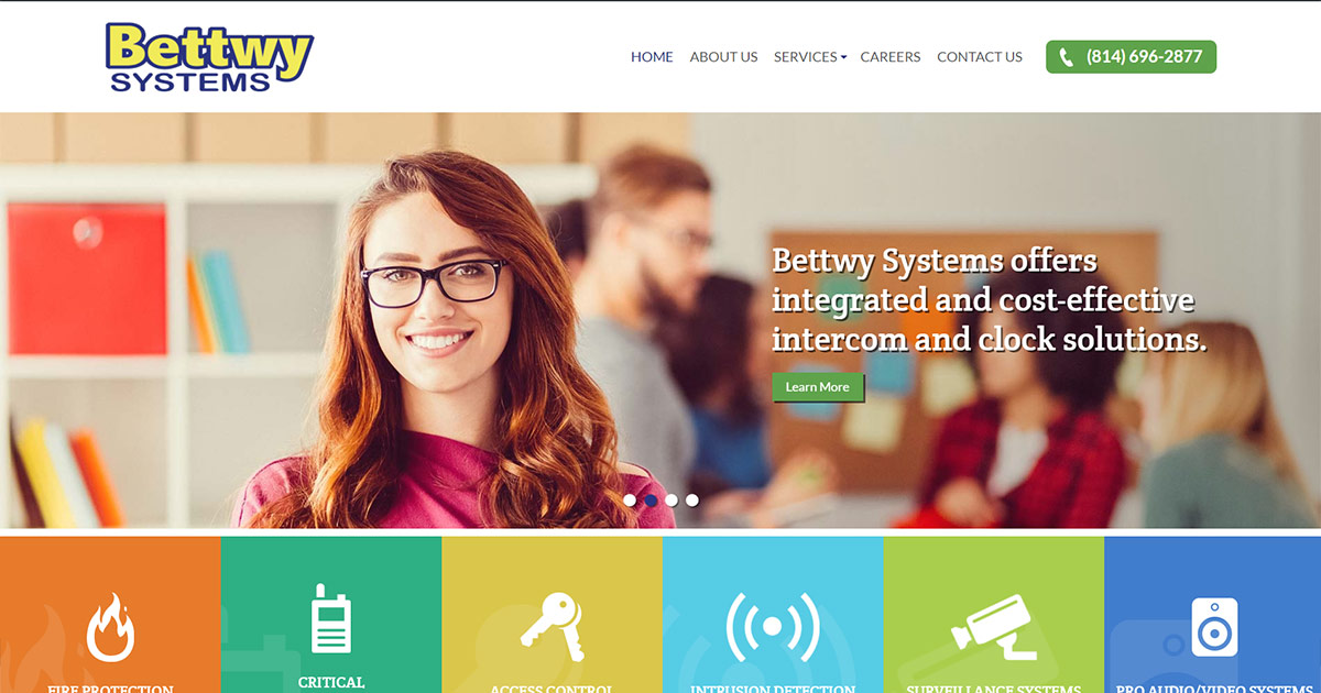Notifier Alarm Systems - Bettwy Systems | Security, Life Safety and