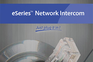 eSeries Network Intercom